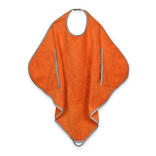 Territorium Moderne Kollektion Cape Handtuch, Orange (Handtuch-kollektion Moderne)