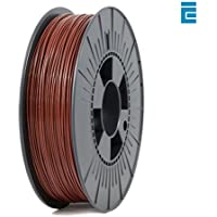 ICE Filaments ICEFIL1PLA104 filamento PLA,1.75mm, 0.75 kg, Barbaric Brown