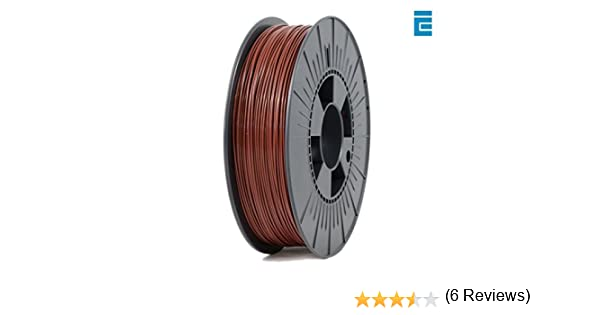 1.75mm Barbaric Brown ICE Filaments ICEFIL1ABS079 ABS filament 0.75 kg