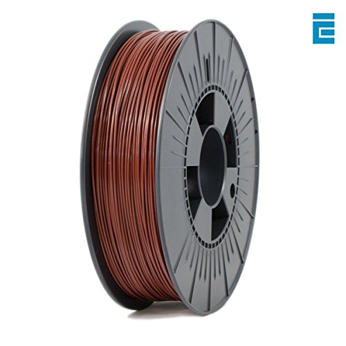 ICE Filaments ICEFIL1PLA104 PLA filament, 1.75mm, 0.75 kg, Barbaric Brown