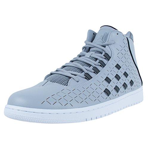 Jordan illusione di pallacanestro Formato dei pattini Charcoal Grey