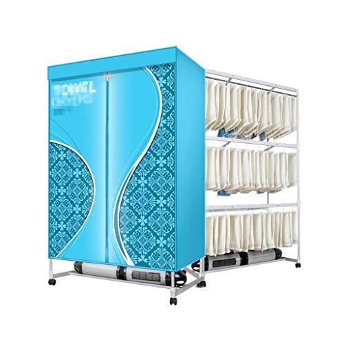 Secadora ropa, Rack secado extraíble gran capacidad