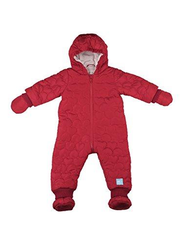 oceankids-baby-jungen-baby-madchen-rot-wintermantel-saugling-insgesamt-onesie-unten-schneekugel-9-12