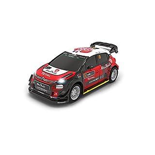 WRC Citroen–C32017Blister Pack Zubehör Slot, Einzelfarbe (Spielzeugfabrik 91200)