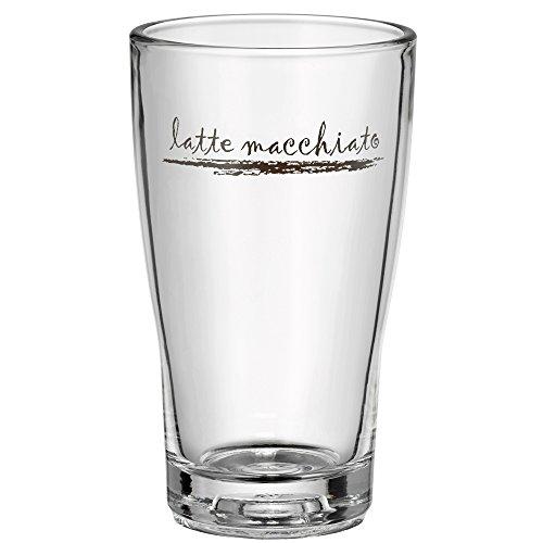 WMF Ersatzglas Latte Macchiato Glas spülmaschinengeeignet