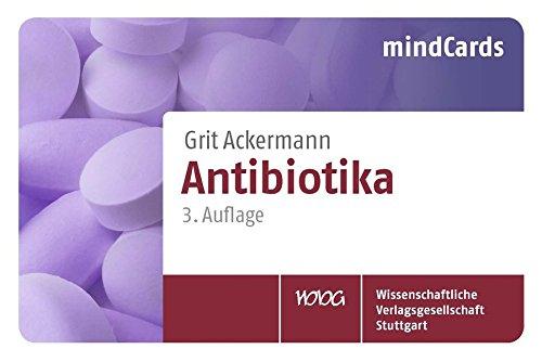 Antibiotika: mindCards
