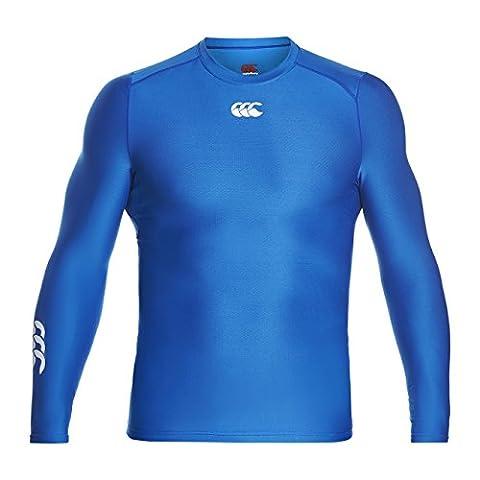 CANTERBURY thermoreg T-shirt à manches longues pour femme Tops–Olympian Bleu, M