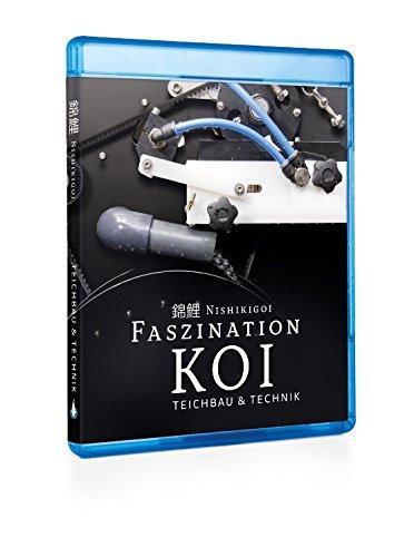 Nishikigoi | Teichbau und Technik - Faszination Koi - BluRay Teil 2 | Koi Ratgeber Film 2017