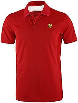 Ferrari - Polo - con botones - para hombre