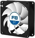 ARCTIC F8 - 80 mm Standard Low Noise Case Fan