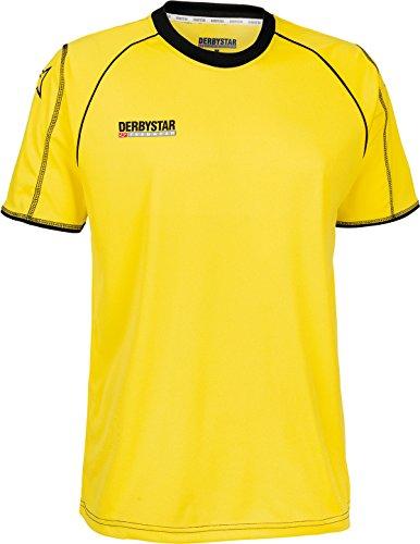 Derbystar Trikot Energy Kurzarm, M, gelb schwarz, 6155040520