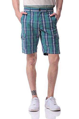 Pau1Hami1ton PH-18 Slim fit shorts (40, (Duo Kostüme Uk)