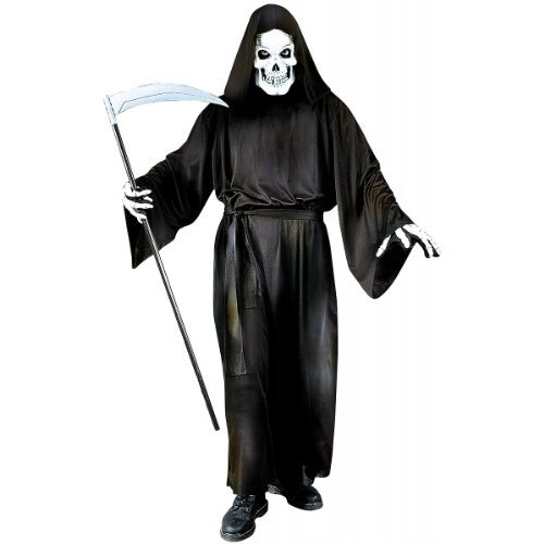 Adult Grave Reaper Fancy dress costume Standard (Grave Reaper Kostüm)