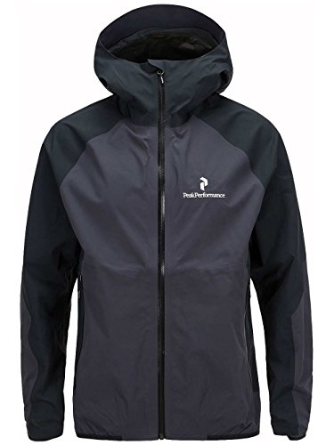 Herren Snowboard Jacke Peak Performance Black Light Pac Jacket