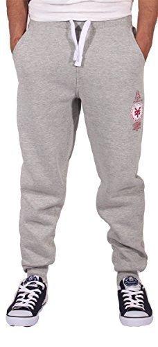 zoo-york-mens-boys-hip-hop-star-slim-fit-fleece-jogging-jogger-bottoms-pants-hondth-l-grey