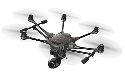 Yuneec Typhoon H Plus Drone con Camera da 1″ per i fotografi et videograf, Grigio - 9