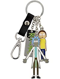 Rick And Morty Rick und Morty Keyring multicolour