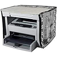 HOMECRUST Printer Cover for Hp 1005m with Zipper for Dust/Mouse and Miscellaneous Protection.