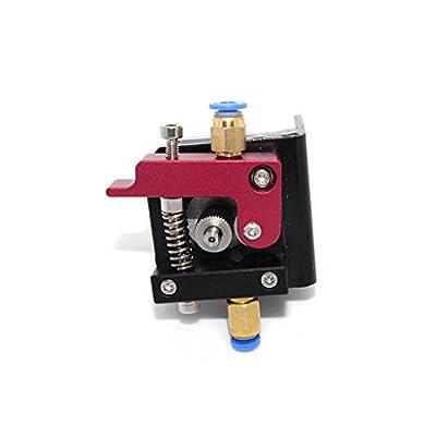 Redrex 1.75mm Filament MK8 Bowden Extruder Frame Block for Reprap 3D Printer Kossel Mendal Prusa