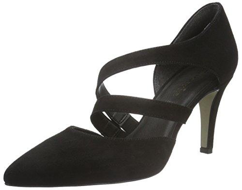 Tamaris 24424, Scarpe con Tacco Donna Nero (BLACK 001)