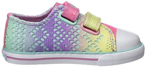 Pablosky Mädchen 941990 Sneaker Mehrfarbig