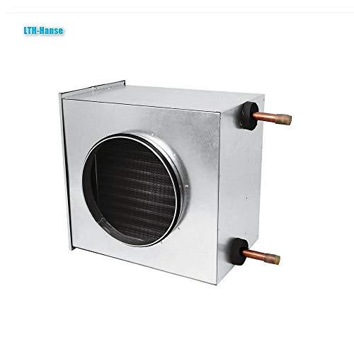 Warmwasser Heizregister Rohrheizung Wärmetauscher NW 160-400 (NW 200) - Luft-wärmetauscher