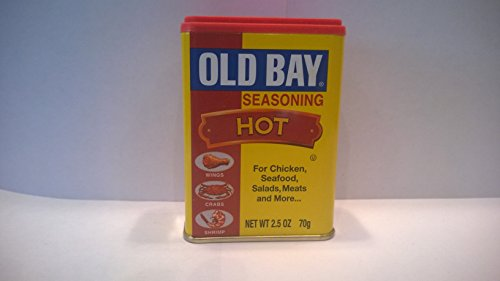 OLD BAY HOT SEASONING 70g TIN AM...