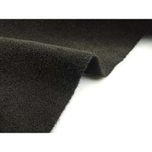 Celsus CPC5950 Tissu acoustique pour enceintes Noir 140 x 70 cm