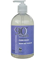 Image of 90 Degrees South Lavender Liquid Soap 500ml - Comparsion Tool