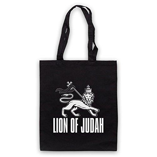 Lion Of Judah Israelite Tribe Umhangetaschen Schwarz