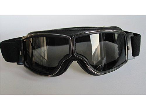 AVIATOR T2 Brille Motorradbrille getönt