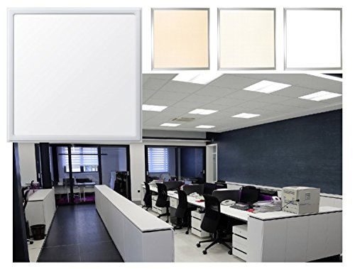 Plafoniere Led A Soffitto Moderno Dimmerabile : Led panel mm per griglia soffitto dimmerabile u w