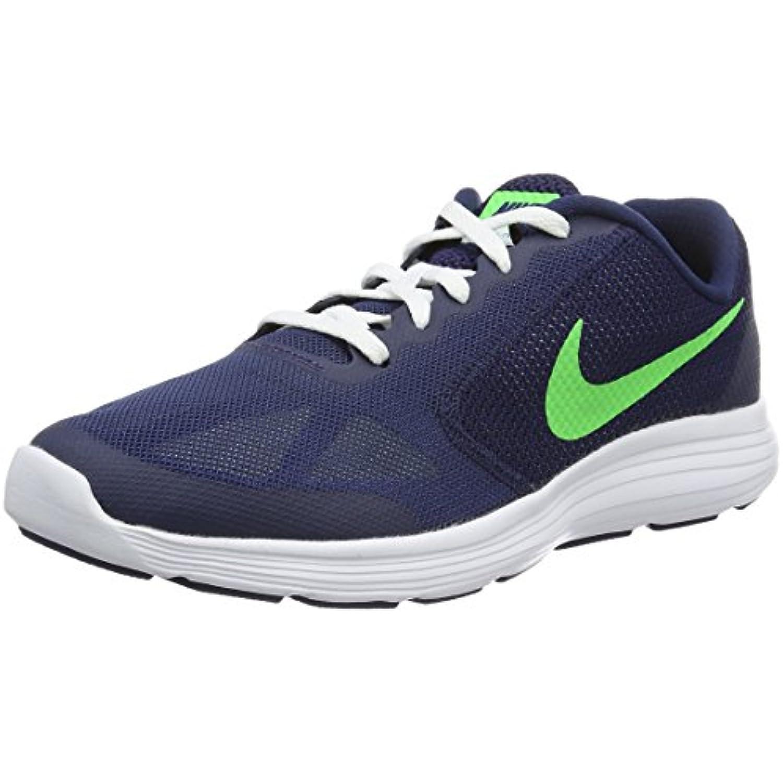 Nike da Deep Royal Blue/Vltg Green-Wht, Scarpe da Nike Corsa Bambino  Parent 4b106a