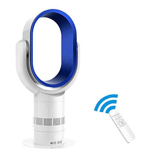 Mobile Klimaanlage mit Fernbedienung | Turmventilator Leise mit Timer-Sleep Funktion | 64 cm | 35W | Ventilator mit 10 Geschwindigkeitsstufen + Timer + 3 Betriebsmodi | Leises Betriebsgeräusch