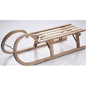 Hörnerrodel mit Lattensitz [Ausrüstung] [Ausrüstung] [Ausrüstung]