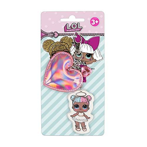 Schwein Schlüsselanhänger 3D LOL 18 cm, Rosa (Pink) - 2600000565_TU-C07 -