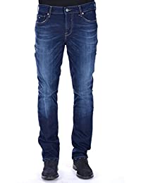 GUESS Jeans slim / skinny - M62AN2D23M1-CHEK - HOMME