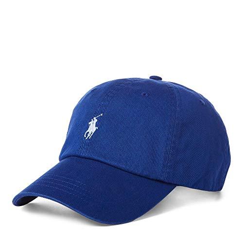 Polo Ralph Lauren Herren Baseball Classic Cap Sport, Blau, One Size