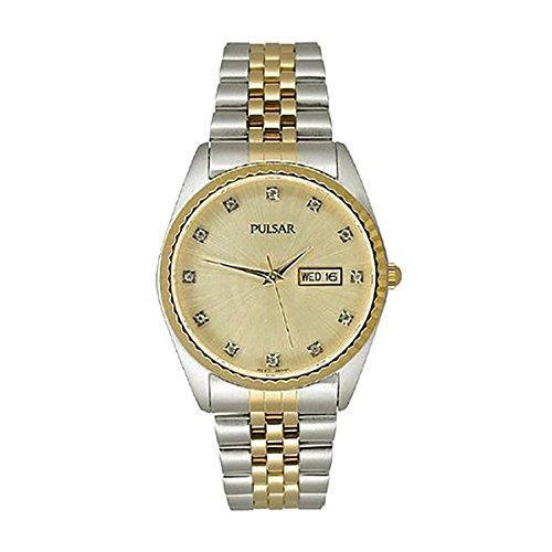 Pulsar Damas Watch Reloj PXF284