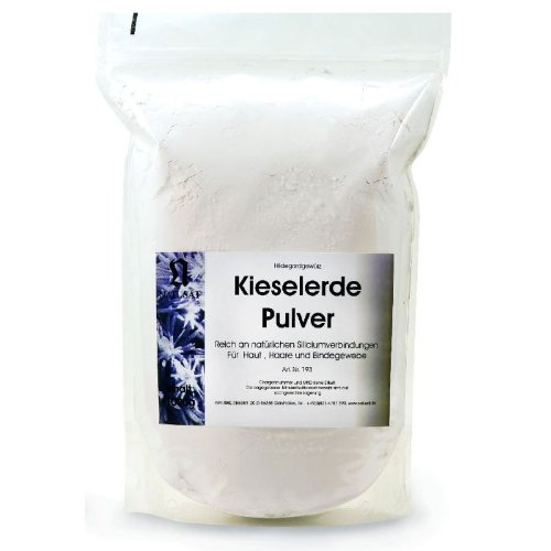 Produktbild Natusat Kieselerde Pulver 1kg