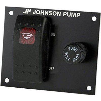 Johnson Pumpe Wash Down Panel Switch Marine Distribution Panels
