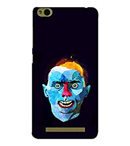 EPICCASE Weird Man Mobile Back Case Cover For Xiaomi 3S Prime (Designer Case)