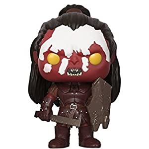 POP Movies The Lord of the Rings Lurtz Vinyl Figure