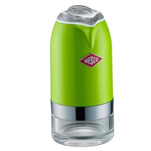 Wesco Grün (Wesco 322824-20 Milchkännchen 6.60 x 12.50 cm, grün)