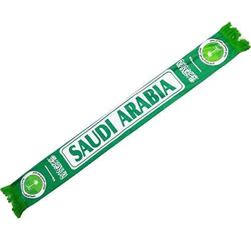 Shi18sport 2018 Football Fan Souvenir 32 Fans Bufanda Bar Theme Decoration Brazil German Spanish Neck, Arabia Saudita