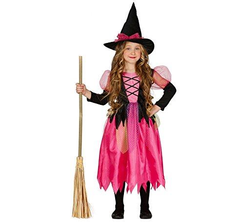 Imagen de disfraz de bruja rosita para niña  4 6 años