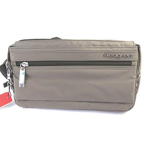 'Hedgren'mol bolso de la cintura (3 compartimentos)- 25.5x13.5x3.5 cm.