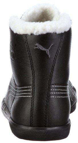 Puma Benecio Mid Fur Wp, Basket mode homme Black