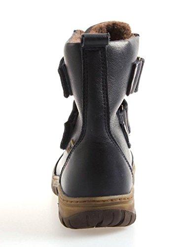 De Boots Crianças Bisgaard Couro Azul Sapatos Neve Botas Faria Tex Unissex De Inverno De fH0wxU0