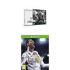 Xbox One -Pack Consola S 1 TB: Pack Gears Of War 4  + FIFA 18 Edición Estándar